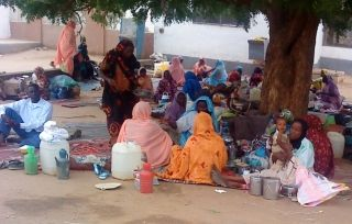 Women living under oppressive conditions in Sudan