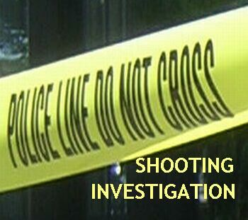 shooting investigation photo
