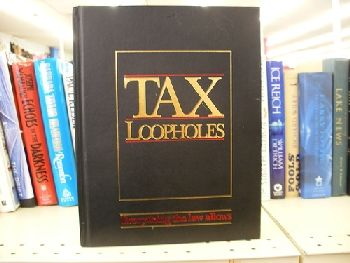 tax loopholes book