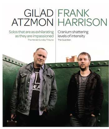 Gilad Atzmon and Frank Harrison Duo