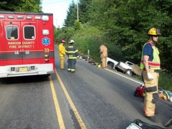 Woodburn Crash