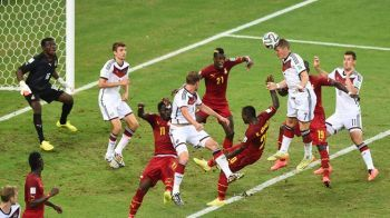 Germany and Ghana World Cup