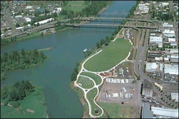 Salem Oregon Riverfront Park