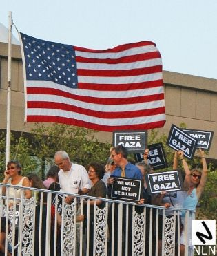 Americans for Gaza freedom