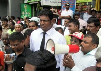 Sri Lanka land grabs