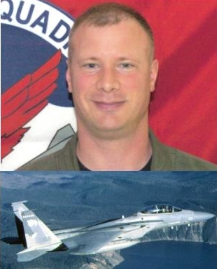 Major Greg Young flew the F-15 Eagle
