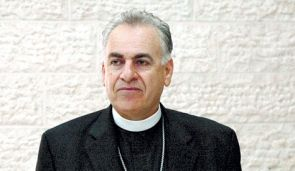 Rev. Suheil Dawani Photo by: Episcopal News Service