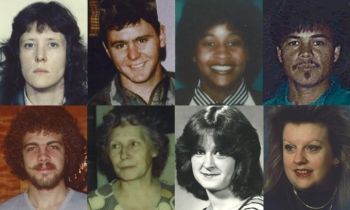 Photos of MCSO Homicide victims whose cases have not been resolved