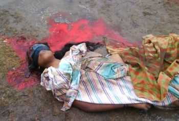 Tamil female rape/murder victims who died in mid-2009 at the hands of the Sri Lanka Army