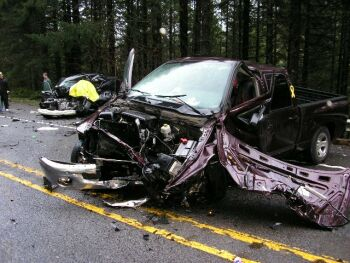 Two Men Die in Head-on Crash on Hwy 26 in Oregon Coast Range - Salem