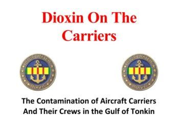 Dioxin on the Carriers