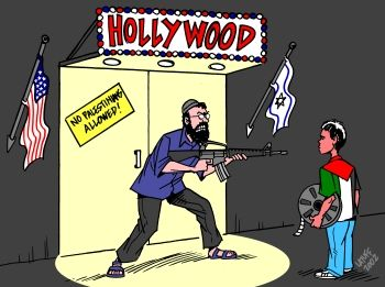 Image result for ZIONIST Hollywood CARTOON