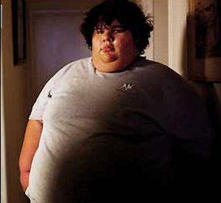 Children are getting fatter