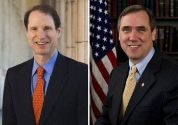 Oregon's Senators Wyden and Merkley.