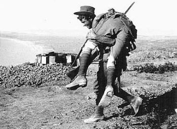 ANZAC at Gallipoli