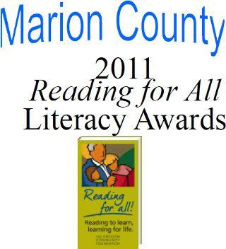 Marion County Literacy Awards 2011