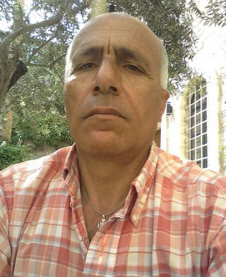 16 April 2012, Vanunu from east Jerusalem