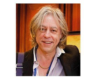 Bob Geldof, singer and political activist