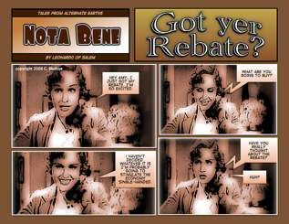Nota Bene #93 got your rebate?