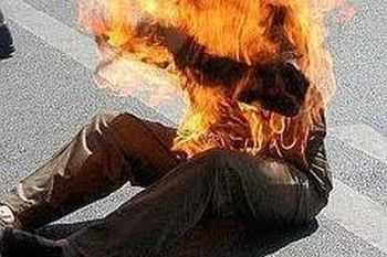 Sadiki Mutabazi, a young orphan, chose to self-immolate in protest of having been tortured and his belongings taken away by government authorities, an increasing problem in Rwanda.