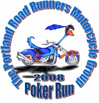 Roadrunners motorcycle club logo