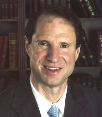 U.S. Senator Ron Wyden of Oregon
