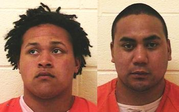 18-year old Jamia Long and 20-year old Selu King, suspects in a Dalles, Oregon homicide