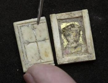 Tiny, 1,400-year-old Christian relic found in Jerusalem