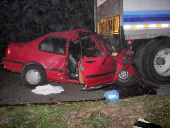 Two Salem Men Killed When Car Hits Parked Semi - Salem-News Com