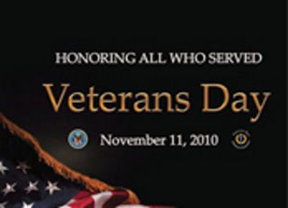 Veterans Day 2010 Logo from ODVA