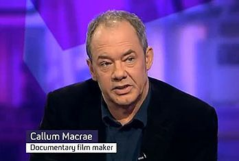 Callum Macrae is the director of a documentary that exposed war crimes in Sri Lanka.