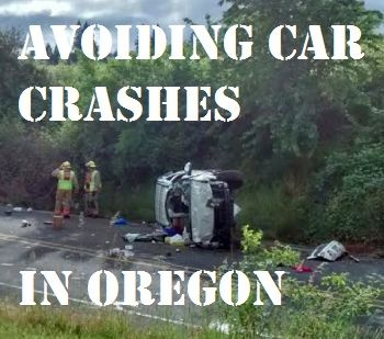 Oregon car crashes