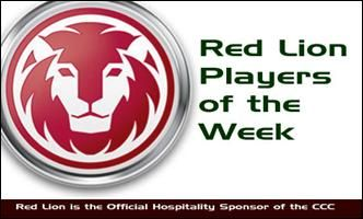 Red Lion Players of the Week
