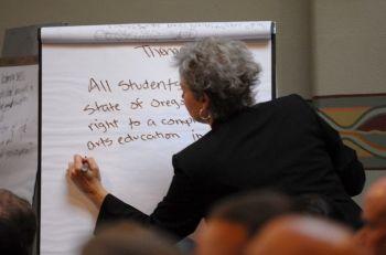 AAD Professor Lori Hager