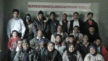 Burmese Rohingya American Friendship Association (BRAFA)
