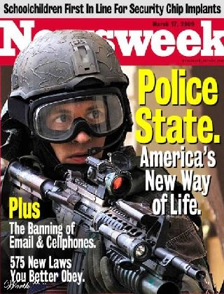 Newsweek fiction cover