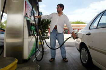 Man Charged $85,000 For Tank Of Gas!!...Bank Hustled!!