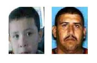Mitchell Romero a 3 year old Hispanic male and suspect Mario Romero, an Hispanic male