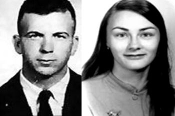 Lee Harvey Oswald and Judyth Vary Baker