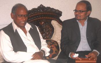 Shamim Masih and Albert Khokher
