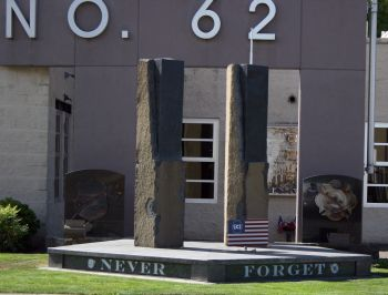Canby 911 memorial