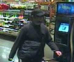 Drug Store Bandit wanted by Salem Oregon Police