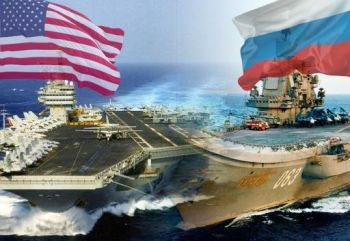 US and Russian confrontation
