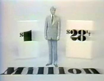 Vintage Canada Lottery commercial