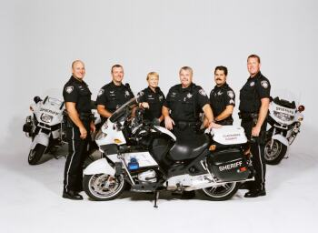 Clackamas County Sheriff's Motor Unit to be Recognized as