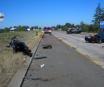 Oregon State Police Continues Fatal Crash Investigation - Salem-News Com