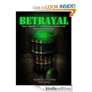 Betrayal - Government Coverup