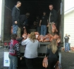 Perrydale Food Drive 2005 Photo By: Tim King